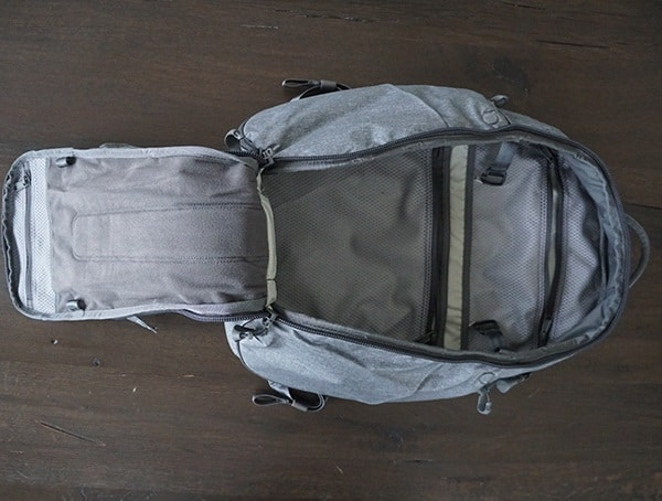 Maxpedition Entity 27 Ccw Enabled Backpack Main Compartment Interior