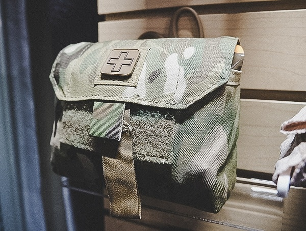 Medic Kit Multicam Pouch