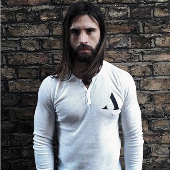Medium Beard Style Inspiration For Men