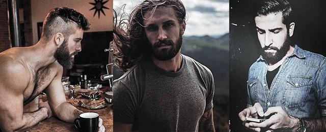 Medium Beard Styles For Men