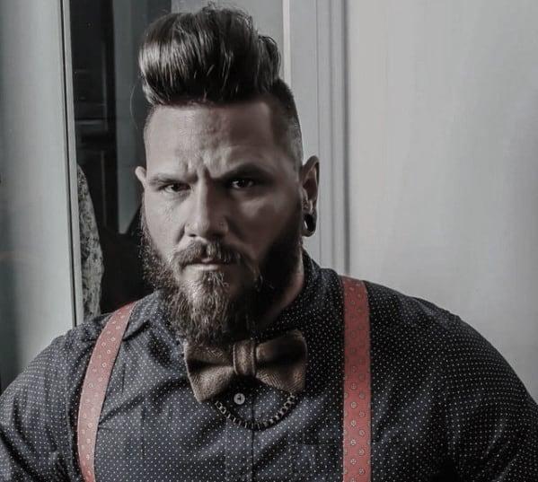 Medium Beard Styles Guys