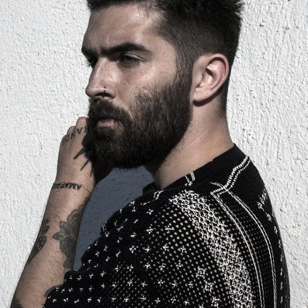 Medium Beards Ideas For Gentlemen