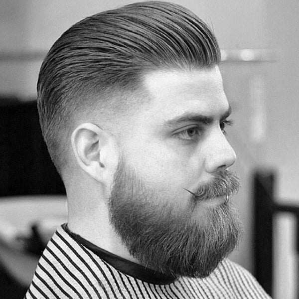 Super Taper Fade Haircut For Men 50 Masculine Tapered Hairstyles Short Hairstyles Gunalazisus