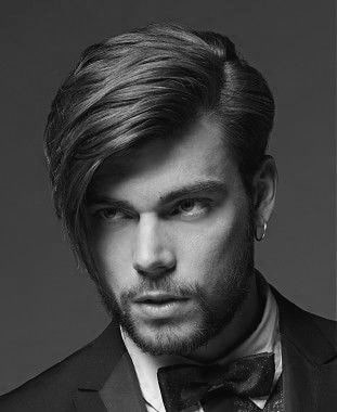 Medium Length Hairstyles For Men With Straight Hair