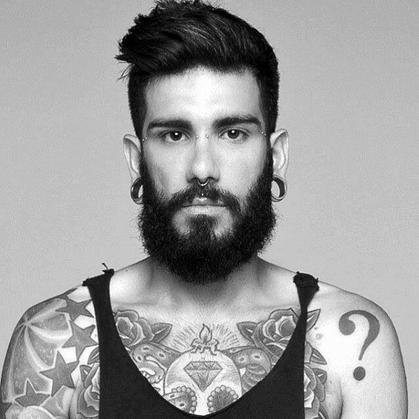 Medium Length Hairstyles For Men With Thick Hair