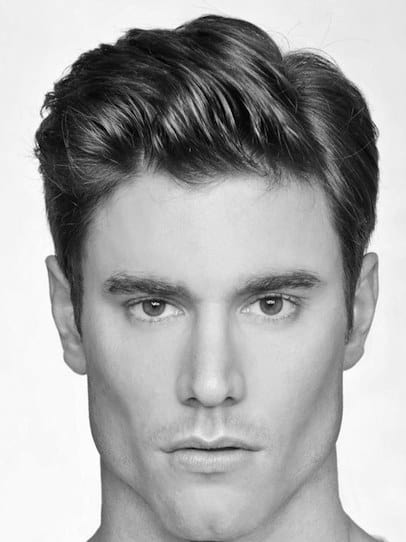Medium Length Modern Hairstyles For Men