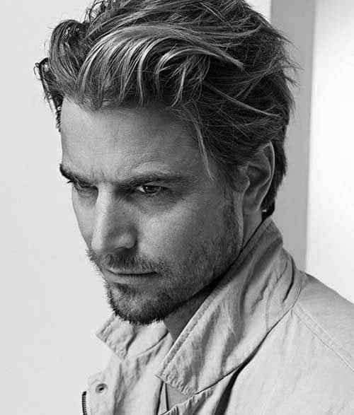 Awesome 75 Men39S Medium Hairstyles For Thick Hair Manly Cut Ideas Short Hairstyles For Black Women Fulllsitofus