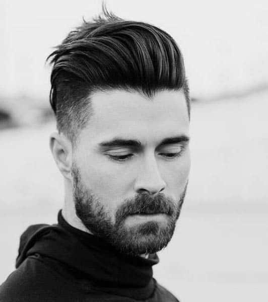 60 Medium Long Men\'s Hairstyles - Masculine Lengthy Cuts