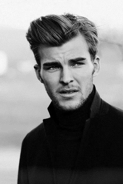 Medium Professional Hairstyles For Gentlemen