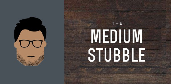 Medium Stubble Facial Hair Types