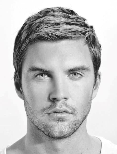 Medium Stylish Hairstyles Men