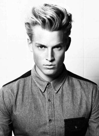 Medium Thick Hair Styles Men