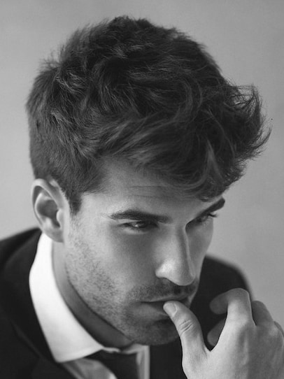 Top 15 Modern Hairstyles For Men - Men's Hairstyles - Next ...