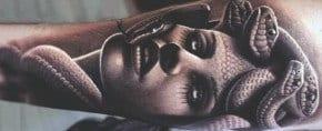 80 Medusa Tattoo Designs For Men – Snakes To Stone