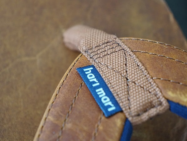 Memory Foam Toe Post Hari Mari X Nokona Sandals For Men