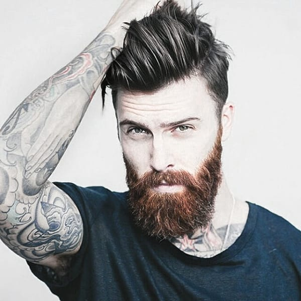 Men Awesome Beard Style Ideas