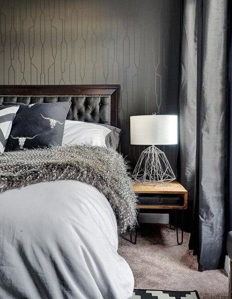 Men Bedroom Sets Bachelor Pads