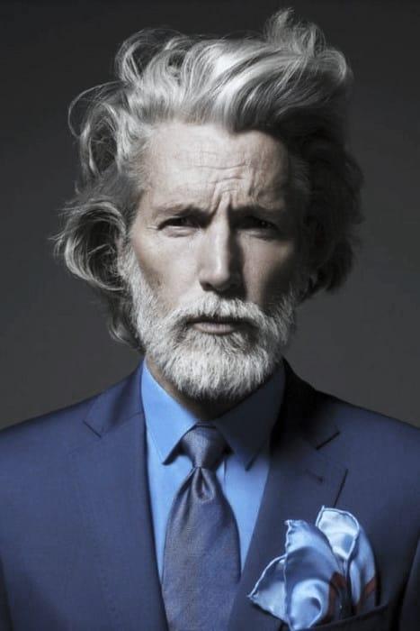 Men Classy Beard Style Ideas