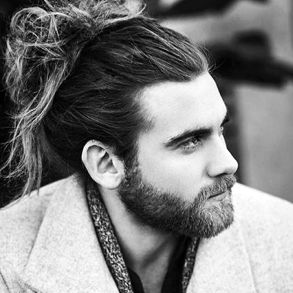 Men Cool Beard Style Ideas
