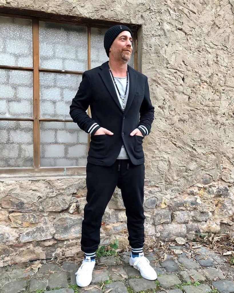 Men Fashion Club Outfit