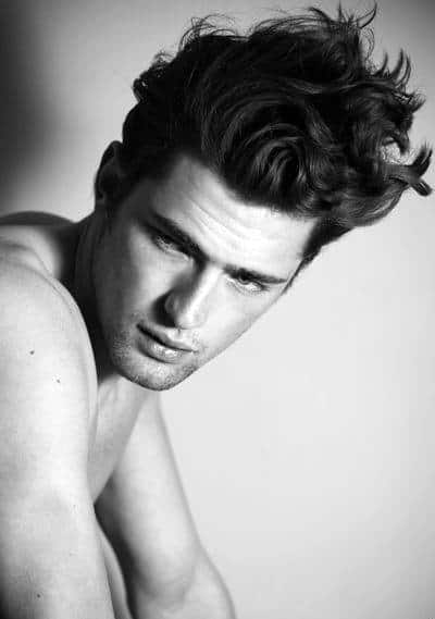 Men Haircuts For Thick Hair