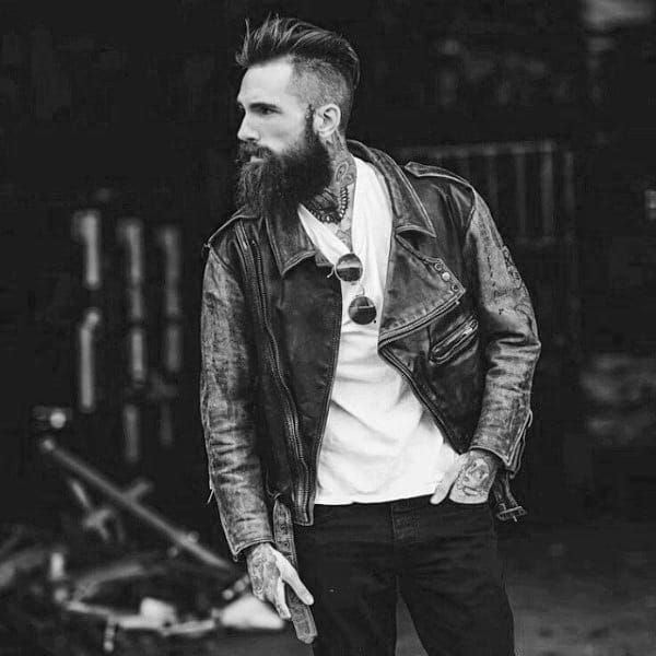 Men Hipster Hairstyles Undercut