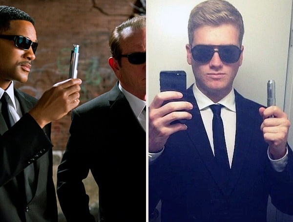 Men In Black Best Halloween Costume Ideas For Men  sc 1 st  Next Luxury & Top 75 Best Halloween Costumes For Men - Cool Manly Ideas