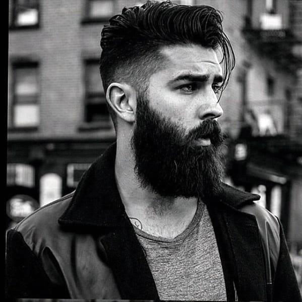 Men Manly Beard Style Ideas