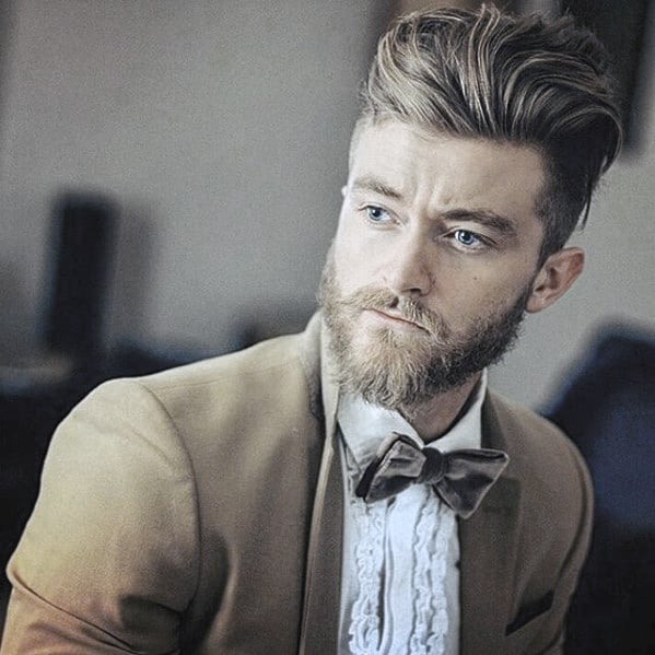 Men Nice Beard Style Ideas