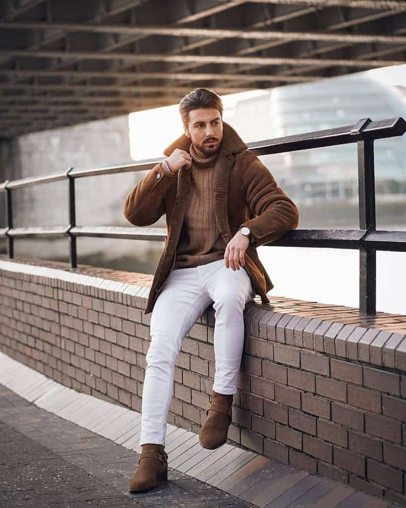 Men Style Neutral Outfit