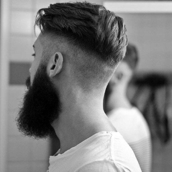 Men Undercut Haircut