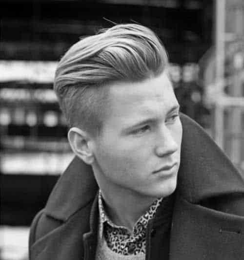 Men Wavy Hair