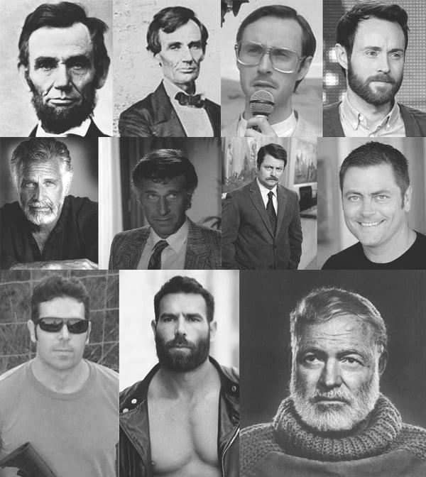 Men With Beards Women Like