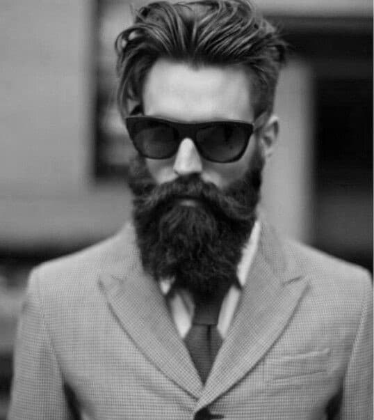 Awe Inspiring 50 Hairstyles For Men With Beards Masculine Haircut Ideas Natural Hairstyles Runnerswayorg
