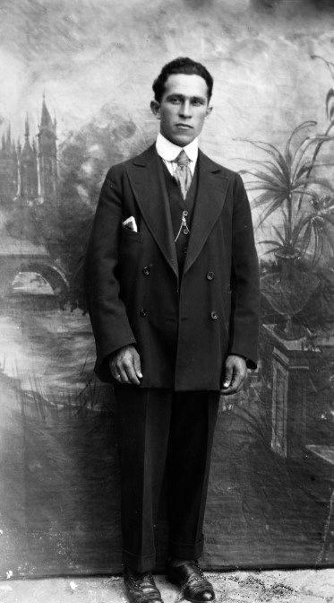 Mens 1920s Fashion Suits