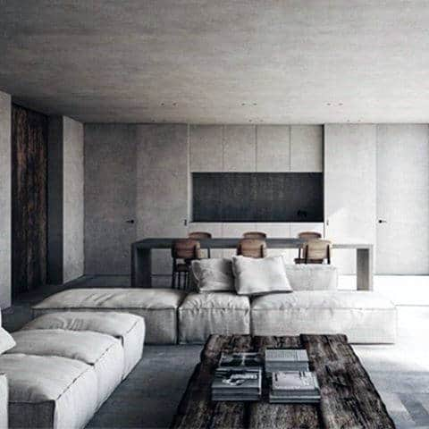 100 bachelor pad living room ideas for men masculine designs - Decor ideas for living room apartment ...