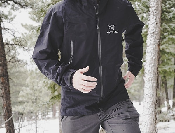 Mens Arcteryx Zeta Lt Jacket Review Outdoors