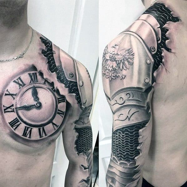 60 Great Tattoos For Men - Masculine Design Ideas