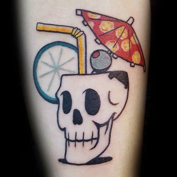 Mens Awesome Cartoon Tattoo Ideas