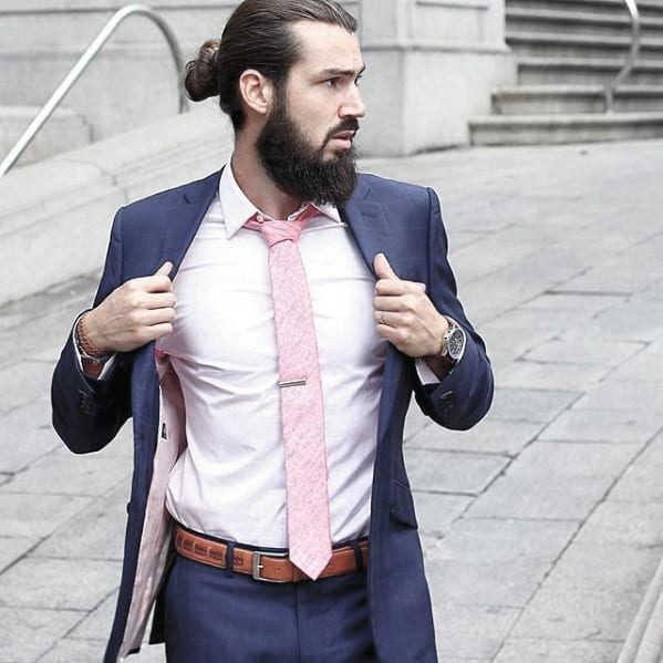 Mens Beard Classy Style Ideas
