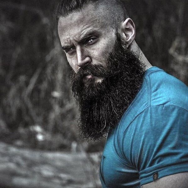 Mens Beard Cool Style Ideas