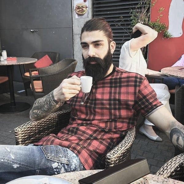 Mens Beard Manly Style Ideas