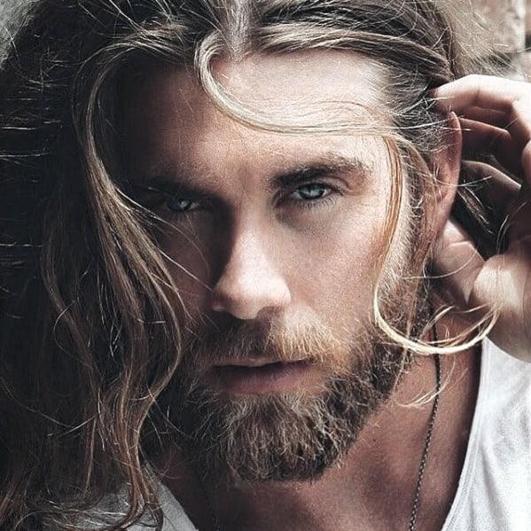 Mens Beard Medium Style Ideas