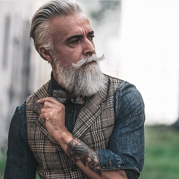 Mens Beard Nice Style Idea Inspiration