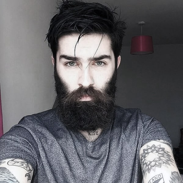 Mens Beard Nice Style Ideas