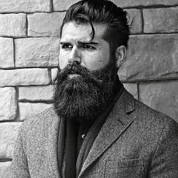Mens Beard Professional Businessman Style Ideas