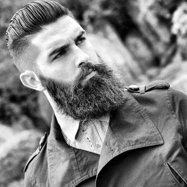 Mens Beard Professional Style Ideas