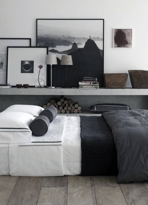 scandinavian bedroom decor ideas