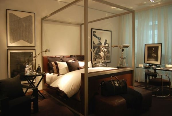 Men's Bedroom Design Ideas Masculine Style