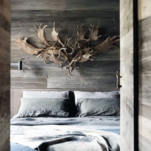 Antler Room Decor